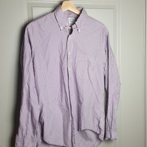 Brooks Brothers 1818 Regent Button Up (15.5-35)